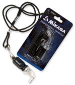 Mikasa Professional Whistle with Lanyard
