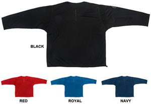 Combat Quarter Zip Long Sleeve Mini Mesh Pullover
