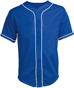 Teamwork Hit & Run Piped Poly-Tuff Mesh Jersey