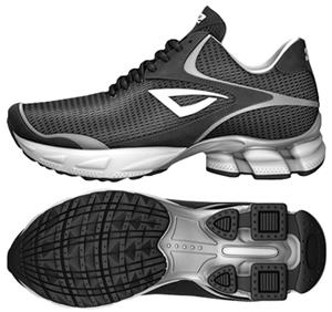 3n2 Strike Ultimate Unisex Running Shoes Black