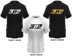 3n2 T-Shirts Short Sleeve Seamless Collar