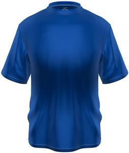 KZONE Cool Short Sleeve Shirt Loose Fit Royal