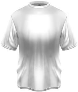 KZONE Cool Short Sleeve Shirt Loose Fit White
