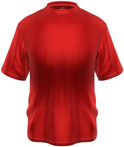 KZONE Cool Short Sleeve Shirt Loose Fit Red