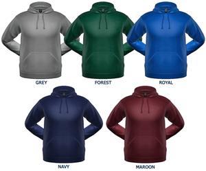 3n2 Tec Hoodie Polyzone Microfiber Sweatshirt