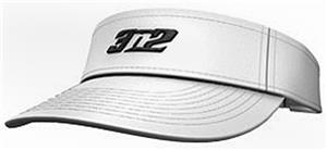 3n2 Low Crown Visor White/Black