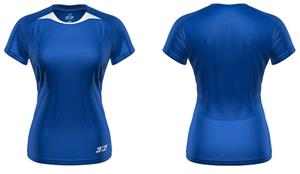 3n2 Womens Practice Training Shirt Royal
