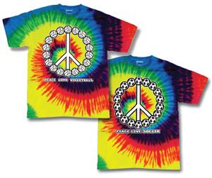 Tandem Sport Tie Dye Universe Shirt