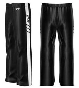 3n2 Mens Training Pants Black/White