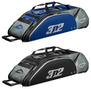 3n2 Go Bag Softball/Baseball Terrain Wheels Bags