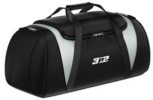 3n2 Duffle Bag Softball/Baseball Black/Silver