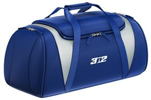 3n2 Duffle Bag Softball/Baseball Royal/Silver
