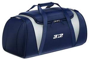 3n2 Duffle Bag Softball/Baseball Navy/Silver