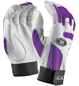 ACACIA Youth Home Run Baseball Batting Gloves