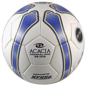 ACACIA Mondial Pro Game Level Soccer Balls-NFHS