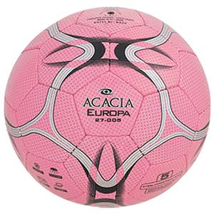 ACACIA Pink Europa Training Level Soccer Balls