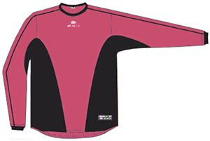 ACACIA Adult Pink Cobra Soccer Goalkeeper Jerseys