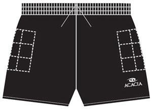 ACACIA Adult Cobra Soccer Goalkeeper Shorts
