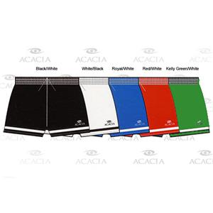 ACACIA Adult Deluxe Soccer Shorts