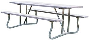 TC Sports Econo Picnic Table (Frame Only)