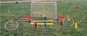 Starter or Deluxe Obstacle Course Game