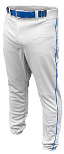 ALL-STAR UNHEMMED Baseball Pants w/Piping