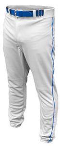 ALL-STAR UNHEMMED Baseball Pants w/Piping