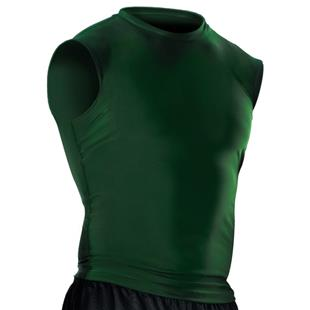 Alleson Adult Sleeveless Compression Jerseys C/O