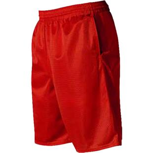 Alleson 569PKT Adult Mesh Utility Athletic Shorts