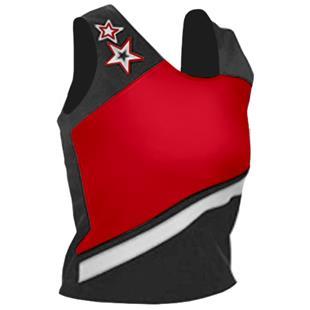Pizzazz Cheerleaders Supernova Uniform Shells