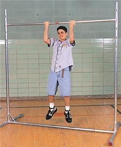 TC Sports Portable Chin Up Pull Up Bar