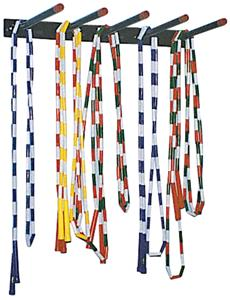 Wall Mounted Jump Rope Holder Holds 100 Ropes