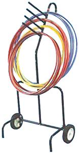 Portable Hula Hoop Holder - Holds 100 Hoops