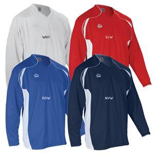 "Admiral ""Plata LS"" Long Sleeve Soccer Jerseys - CO"