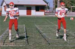 Football Knee High Trainers 2 Widths & 2 Lengths