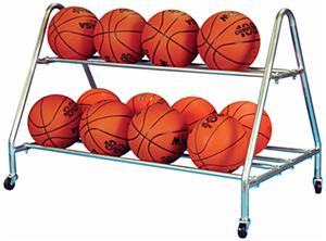 TC Sports Steel Ball Carrier Cart 2 Sizes