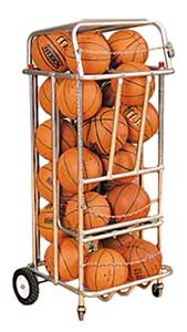 Roll-A-Bout 24 Basketball Carrier Cart