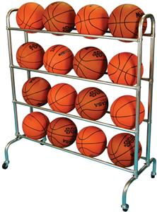 TC Sports Deluxe Ball Caddie Cart