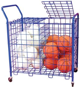 TC Sports Double Sided Equipment Carrier Cart