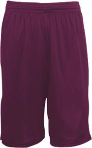 Nylon-2 Ply Micro Mesh baseball shorts (Yth/Adlt)