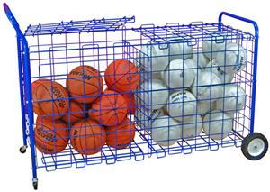 TC Sports Oversized Equipment Carrier Cart