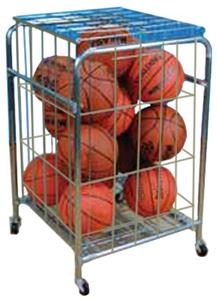 TC Sports Econo Ball Basket Sports Cart