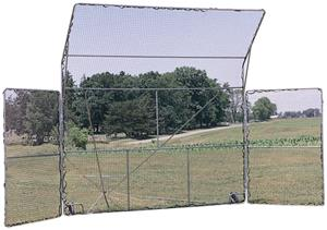 TC Sports Portable Baseball Softball Backstop