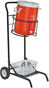 TC Sports Portable Water Cooler Cart