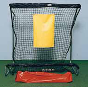 TC Sports Baseball Softball Portable Hitting Net