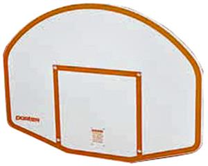 TC Sports Basketball FAN Fiberglass Backboard