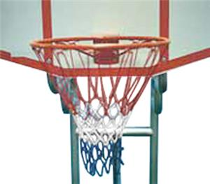 TC Sports 5/8&quot; Universal Mount Basketball Goal/Net