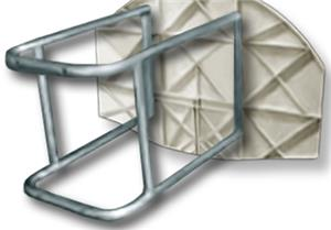 TC Sports Basketball Heavy Duty Backboard Brackets