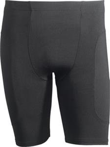 Teamwork Nylon Compression Baseball Shorts