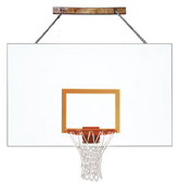 FoldaMount82 Magnum Wall Mounted Basketball Goals